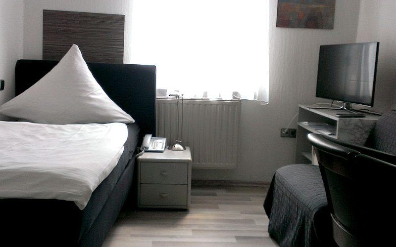 Einzelzimmer Germania
